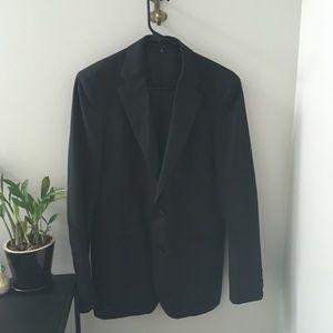 Other - Black uniqlo blazer size small regular fit